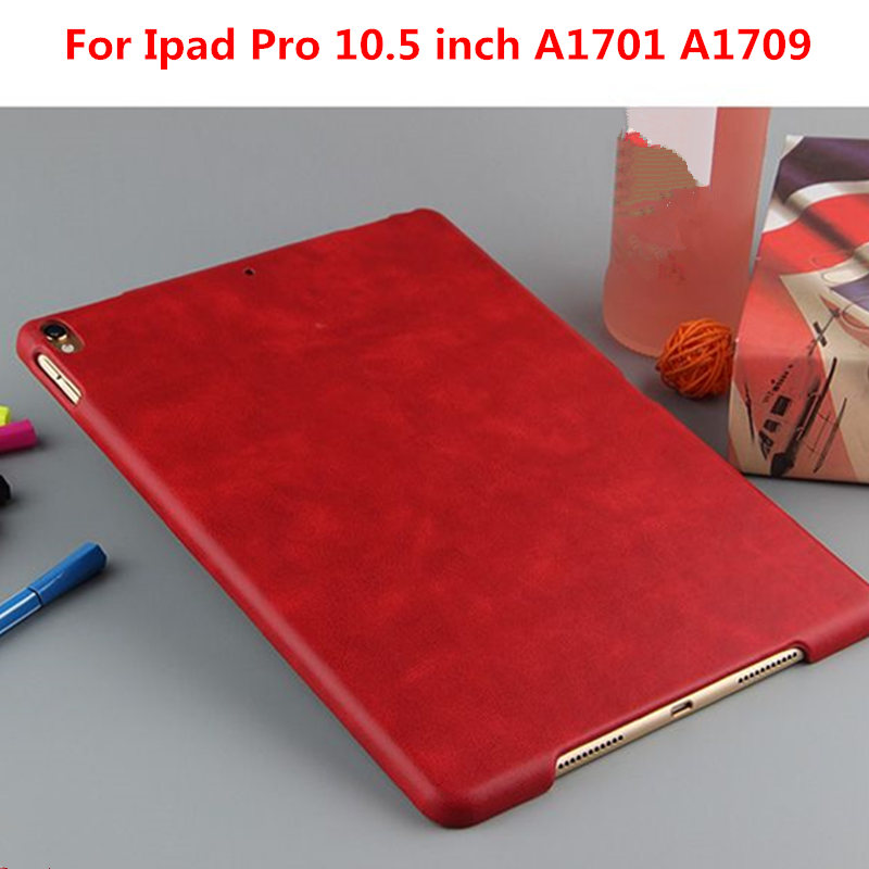 PU Leather+Hard Plasic PC Shell Cover Tablet PC Covers Case For Apple New iPad pro 10.5 inch A1701 A1709 Protective Back Cases tablet cover for ipad pro 10 5 inch detachable bluetooth keyboard case for 2017 ipad 10 5 a1701 a1709 stand cases