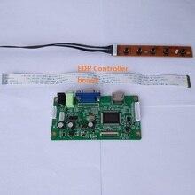 for B156HAN04.0 HW1A LCD EDP Controller board SCREEN display 30Pin KIT VGA monitor 1920X1080 DIY DRIVER 15.6″
