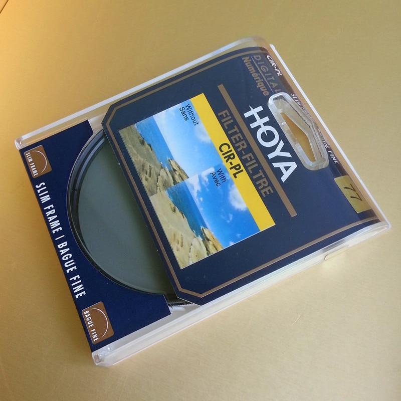 Hoya CPL Filter 58mm 62mm 67mm 72mm 77mm 82mm Circular Polarizing 46mm 49mm 52mm 55mm CIR-PL Slim Polarizer For Camera Lens