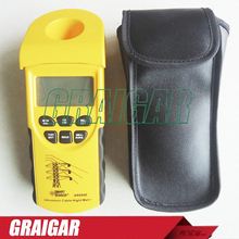 Sale Free Shipping Smart Sensor AR600E Digital Ultrasonic Cable Height Meter Tester 3~23m
