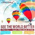 Chashma marca lentes 1,61 índice asférico claro lente MR-8 fuerte Anti reflectante gafas lentes ópticas de prescripción para ojos