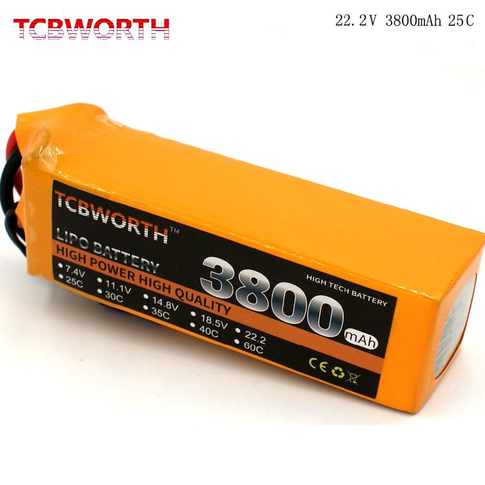High Quality lipo battery 6s