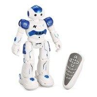 JJR/C R2 Humanoid remote robot Toy Dancing Robot Intelligent Gesture Blue Pink for Children Kids Birthday Gift USB Charging