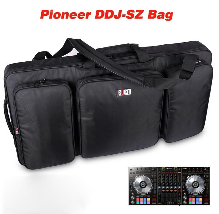 Profession DDJ SZ dj controller bag /dj case for Pioneer DDJ SZ controller   dvd recorder bag  shoulder bags bubm shockproof carrying camera case for gopro hero professional protector bag travel packsack for pioneer pro ddj sz dj