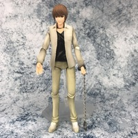 Anime Death Note Ryuuku Ryuk deathnote Yagami Light Figutto figma #008 PVC Figure Collection Model Toy Doll