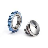 STEDEMON Titanium Metal Hand Spinner Metal Fidget Spinner Gyro Torqbar Brass EDC Handspinner Stress Relief Toys