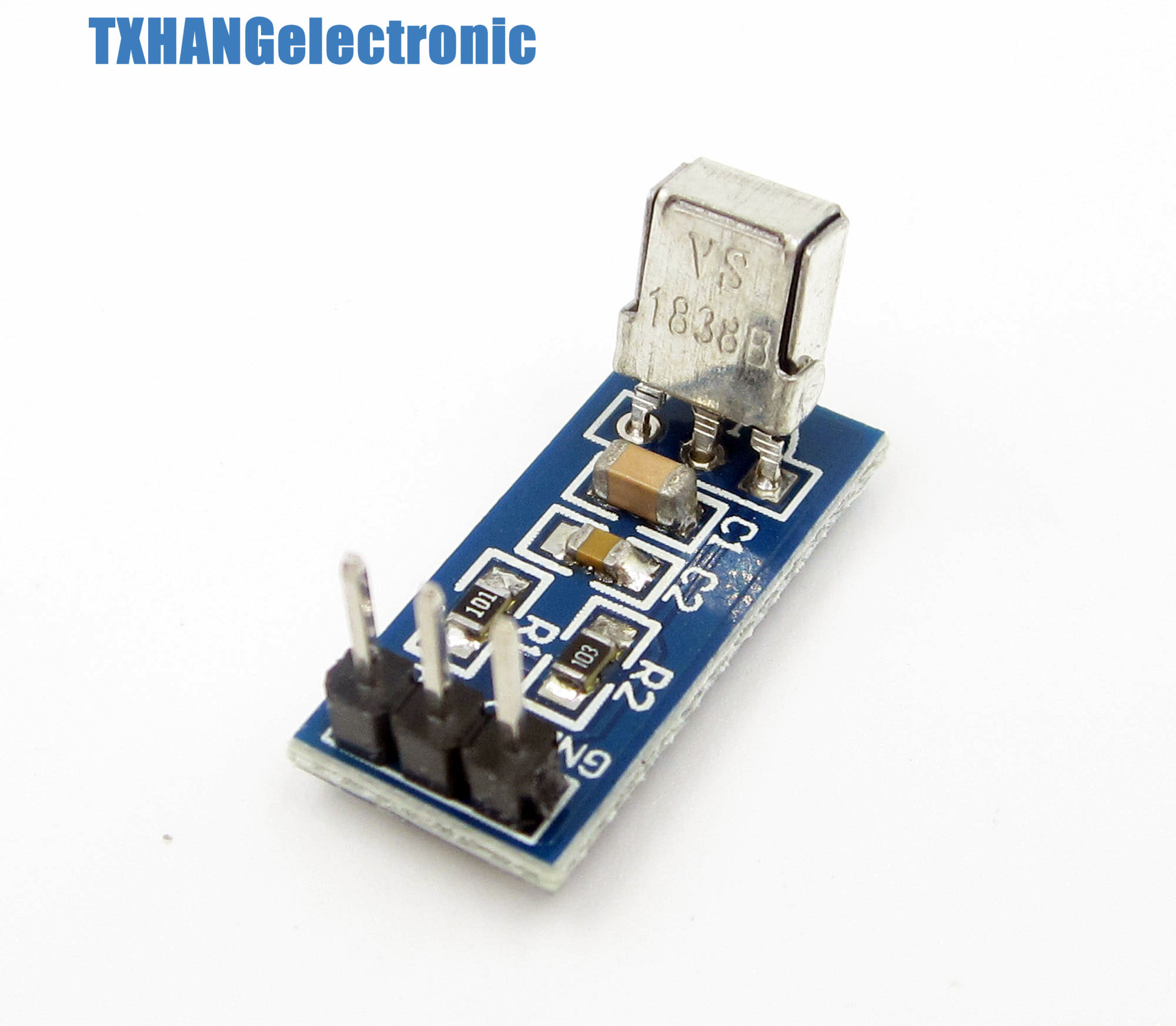Tl1838 Vs1838b Vs1838 Infrared Receiver Module Remote Control Circuit In Integrated Circuits From Electronic Components Supplies On