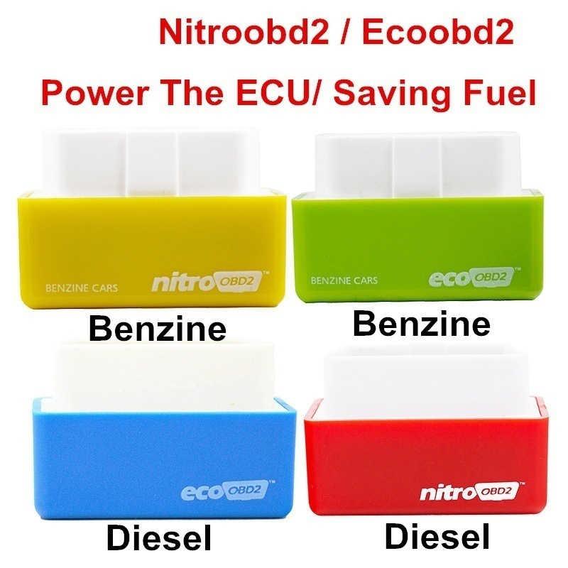 Mise à niveau de puce de boîte à carburant d'économie de prise et d'entraînement d'économie de carburant d'eco OBD2 pour des véhicules