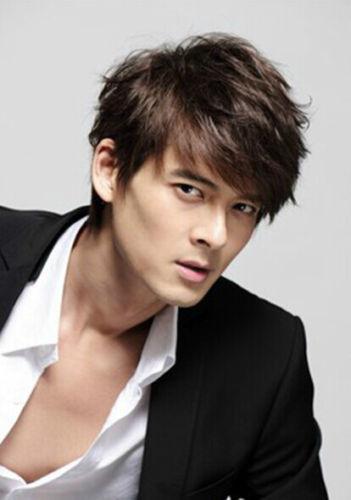Ladies Perruque Parrucca Mens Male Hair Wigs Korean Personality