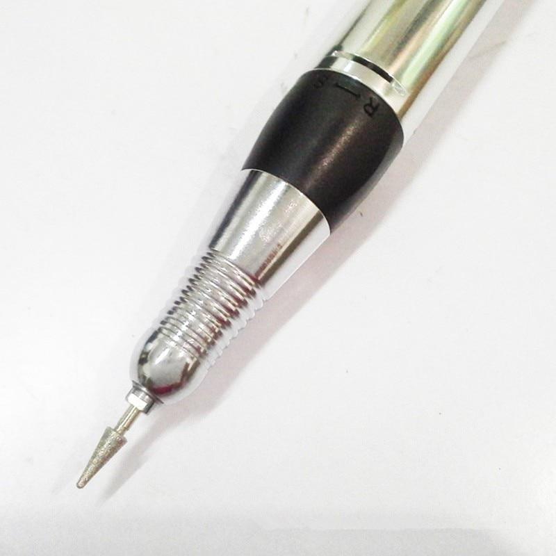 REBUNE 40W 35K RPM Ηλεκτρονικό μηχάνημα - Τέχνη νυχιών - Φωτογραφία 6