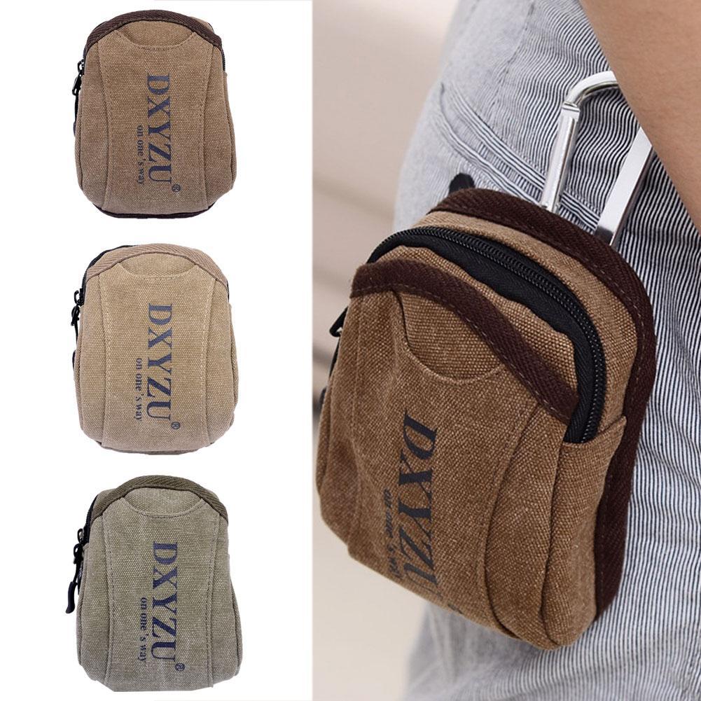 100% Wahr Freizeit Nylon Männer Frau Große Kapazität Outdoor Sport Brust Pack Taille Tasche Hängen Telefon Tasche