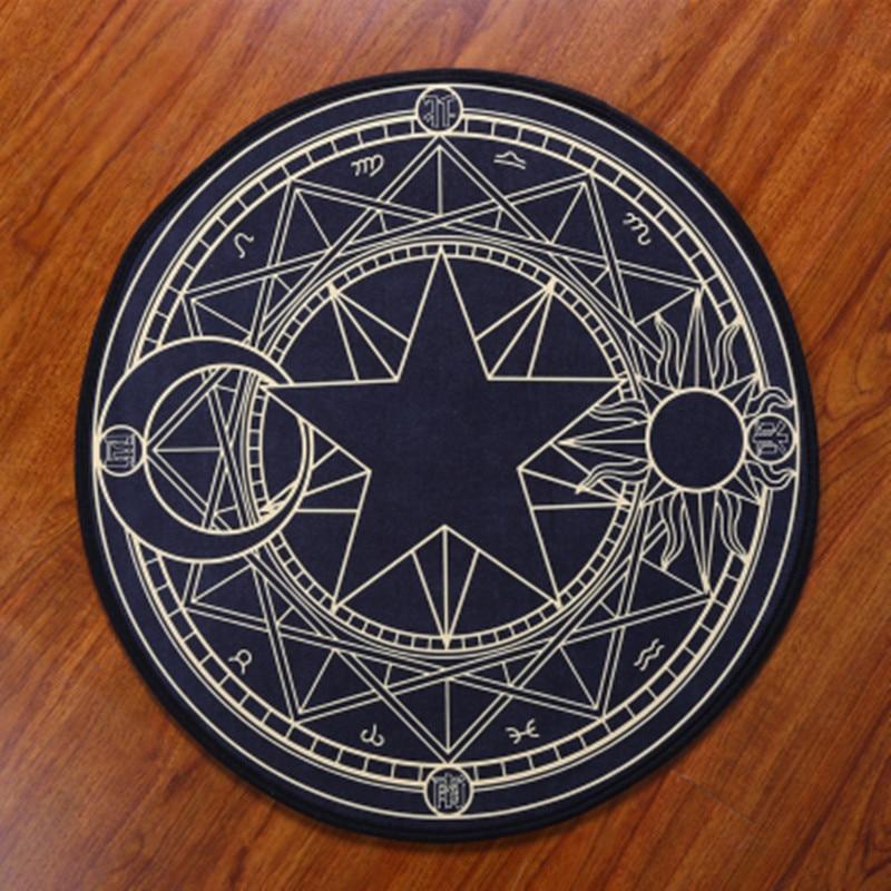 Cardcaptor Sakura Magic Circle Carpet Floor Mat Tcta