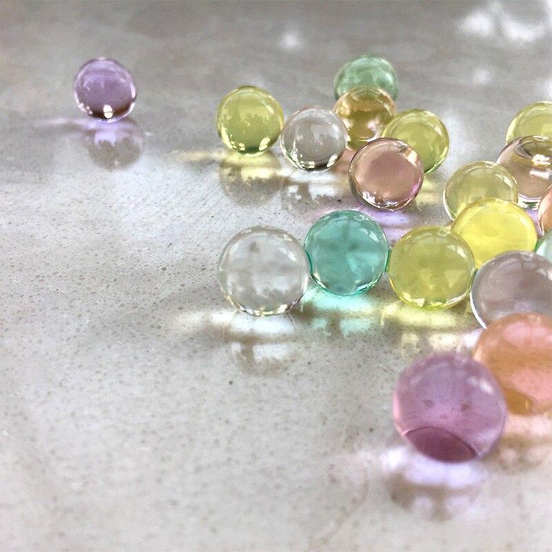 Image 5 - JIMITU 10000pcs/bag Crystal Soil Hydrogel Gel Polymer Orbiz Water Beads Flower/Wedding/Decoration Maison Growing Water Balls-in Toy Balls from Toys & Hobbies