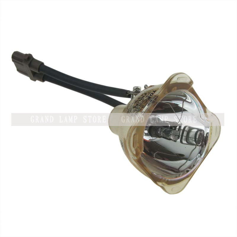 Replacement Projector Bare Lamp TLPLW13 Bulbs For TOSHIBA TDP-T350 TDP-TW350 Happybate