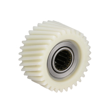BBS02 Nylon Gear BBSHD Nylon Reduction Gear BBS02 New Version Plastic Nylon Gear For BBS 02 HD Mid Drive Motor free shipping 2018 new design bafang bbs tool for mid motor install 8fun bbs01 bbs02 bbshd mid drive motor