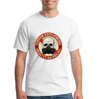 Cool Tshirt Designs For Man Cotton Urban Explorers Short Sleeve Shirt Cheap Adult His And Her