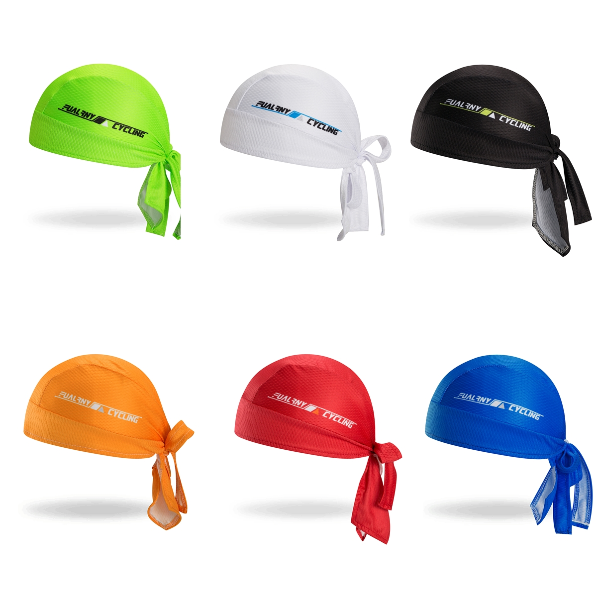 Fualrny 100% полиэстер modesti Открытый спорт MTB Велосипедный Спорт Бандана шляпа Велос ...