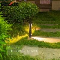 Floor stainless steel lamp outdoor waterproof courtyard landscape lamp simple modern garden street