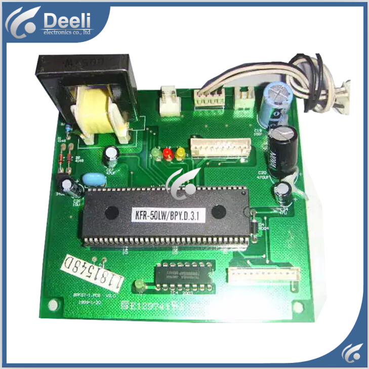 95% new good working for air conditioning KFR-50LW/BPY.D.3.1 board control board on sale 95% new good working for air conditioning kfr 50lw vd pc board cg126c v1 0 motherboard on sale