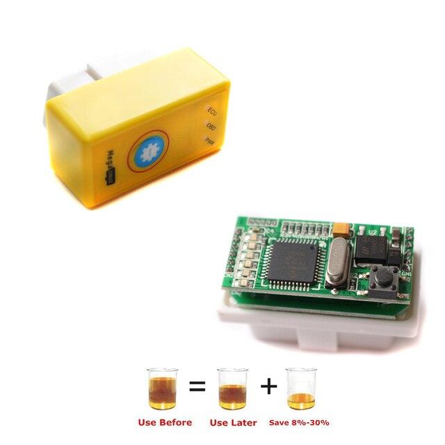 US $6 8 |Mega obd2 NitroOBD2 Chip Tuning Box For Benzine With Reset Button  Retail Box Nitro OBD2 Plug and Drive OBD2 Tool fuel economizer-in Code