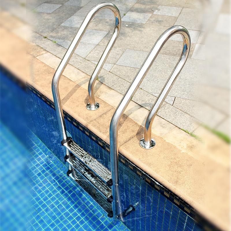 piscina merlones piscina escalera escalera escalera escalera apoyabrazos de acero mainland