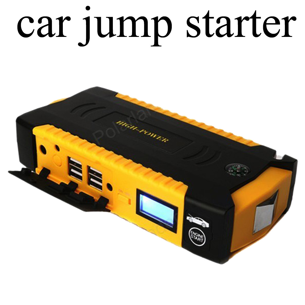 Car Jump Starter Mini portable Emergency Battery Charger Booster Power Bank Jumper for petrol car 18000mah emergency car jump starter charger booster emergency car jump starter