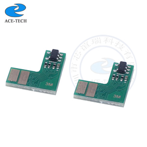 Image 5 - CF360X ~ CF363X con chip reset mực cho HP Color Laserjet Enterprise M552dn M553n M553dn M553x M577dn M577F M577c M57z 508X máy in
