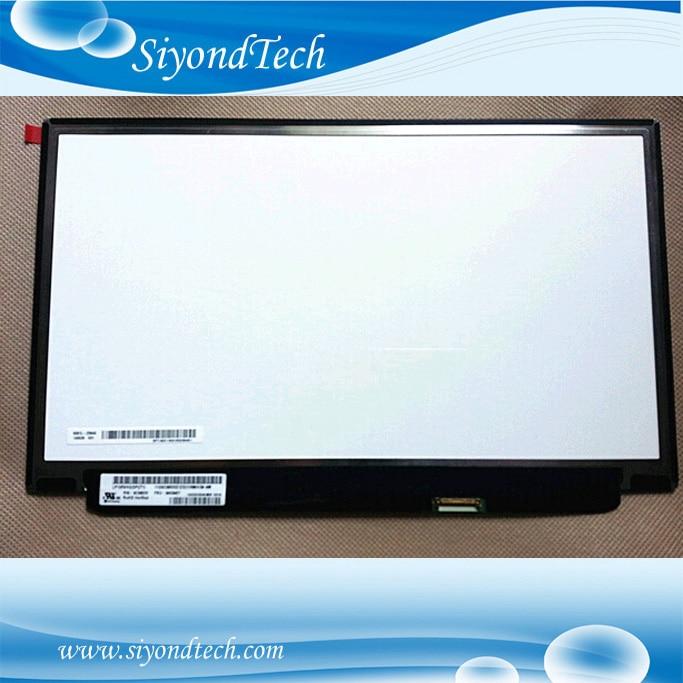Qualité l A + ordinateur portable LCD LED matrice affichage LP125WF2 SPB1 SPB2 30Pin pour Lenovo Thinkpad X240 FRU : 04 X 3922