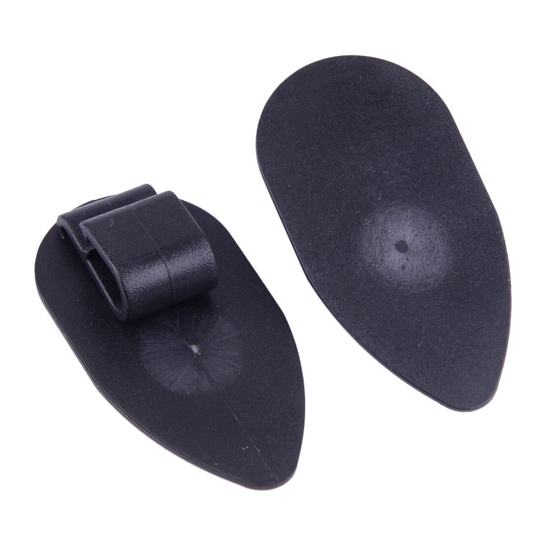Высокое качество Универсальный 20шт черный коврик для багажника коврик Фиксатор Зажим скользящее крепление пластиковые аксессуары для салона автомобиля