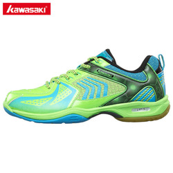 Kawasaki k 139 badminton sneakers for men women badminton shoes pu leather and breathable mesh sports.jpg 250x250
