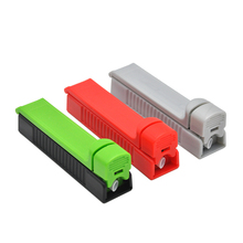 1pc plastic rolling injector Tobacco Roller Cigarette Maker Rolling Injector machine