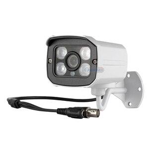 Image 3 - 3MP AHD Security Camera Metal Shell Outdoor Video Surveillance Waterproof 4* Array infrared Street CCTV Camera