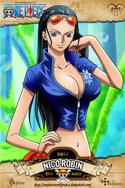 Online Buy Wholesale Nico Robin Poster From China Nico