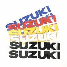 Frete grátis Motocicleta carro Reflexivo de alta qualidade etiqueta fit para suzuki GSXR600 GSXR750 GSXR1000 HAYABUSA/GSXR1300 GSR750/GS