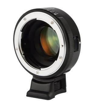 NF-E Manual-focus F Mount Lens Adapter for Sony NEX E-mount Camera+Cover