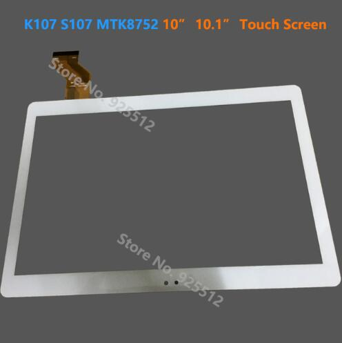 10 inch touch screen 10.1 inch touch screen for K107 BK109 S109 10 inch Octa Core Tablet Free Shipping