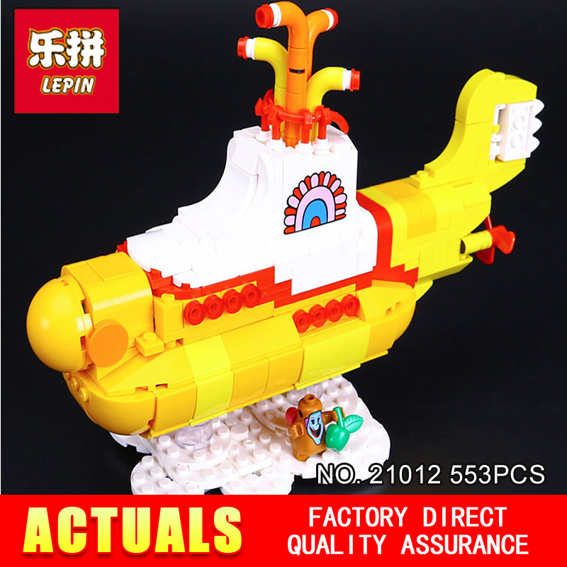 2017 Lepin 21012 New 553Pcs The model Building kits Blcoks Bricks Toys for boys toys for children DIY Educational gift 21306 hot sale 1000g dynamic amazing diy educational toys no mess indoor magic play sand children toys mars space sand