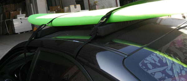 Surf Rack For Car >> Block Surf Surfboard Roof Rack Universal Fit For Cars And Suvssoft