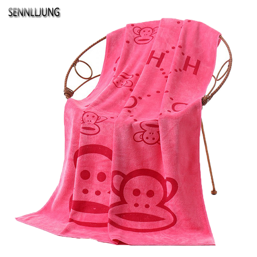 Lower Price with Sennlljung Microfibre Towel Bath Towels For Adults Thick Beach Towel Super Soft High Quality Outdoor Absorbent Towels Toallas Home Decor