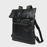 Genuine Cowhide Leather Men Backpack Large Capacity Male Travel Bags Schoolbag Mochila Pack Fit For 17 Inch Laptop PR083058