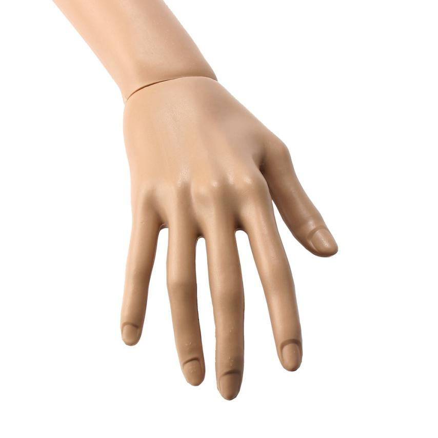 Beauty & Health Tattoo Accesories Beauty Girl Hot Best Deal Rotatable Mannequin Hand Arm Display Base Female Gloves Jewelry Model Stand Nov.28
