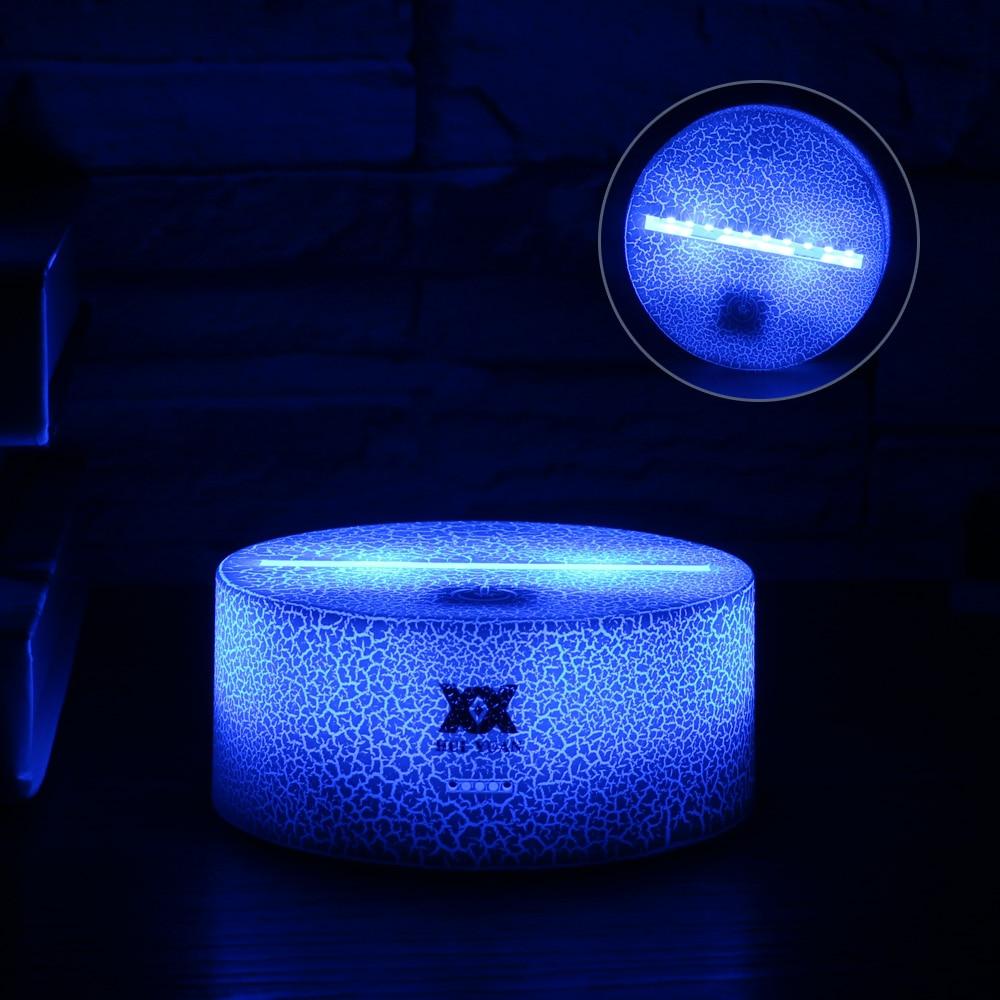 New Pokemon Gengar 3d Lamp Cool Colorful Led Night Light