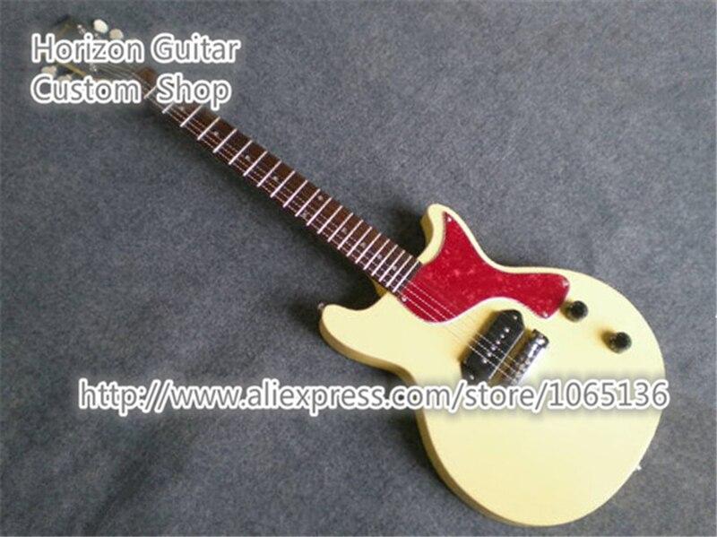 good cheap price chinese electric guitar billie joe armstrong signature junior guitarra double. Black Bedroom Furniture Sets. Home Design Ideas