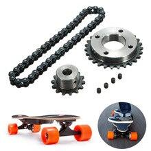 Ruota dentata fai da te per Longboard elettrico 8044 parte di ricambio per Skateboard accessori per Skateboard