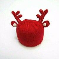 Cool Cute Girls Boys Winter Hat Kids Warm Knitting Hat Insects Shape Claw Cap Crochet Needle