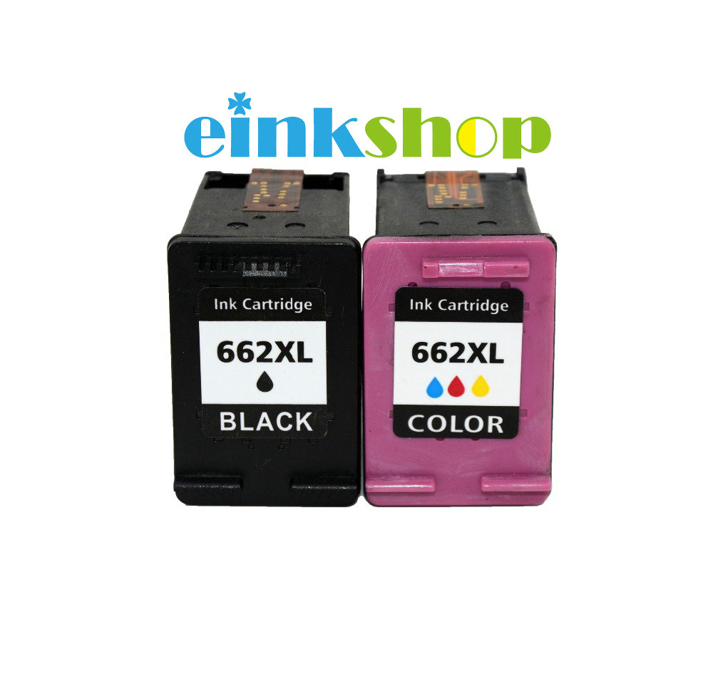 einkshop for <font><b>hp</b></font> 662 662XL Compatible Ink cartridge Suitable For <font><b>hp</b></font> Deskjet1015 1515 2515 2545 2645 <font><b>3515</b></font> 3545 4510 4515Printer image