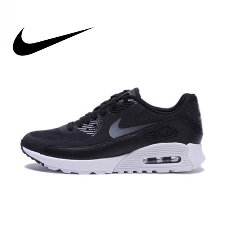 US $80.99 42% OFF|NIKE AIR MAX 90 ULTRA 2.0 Women's Running Shoes Sneakers Sport Outdoor Athletic Designer Footwear 2018 New Jogging 881106 002 in