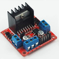 L298N motor driver board module for arduino stepper motor smart car robot Arduino Smart Car FZ0407 Free Shipping