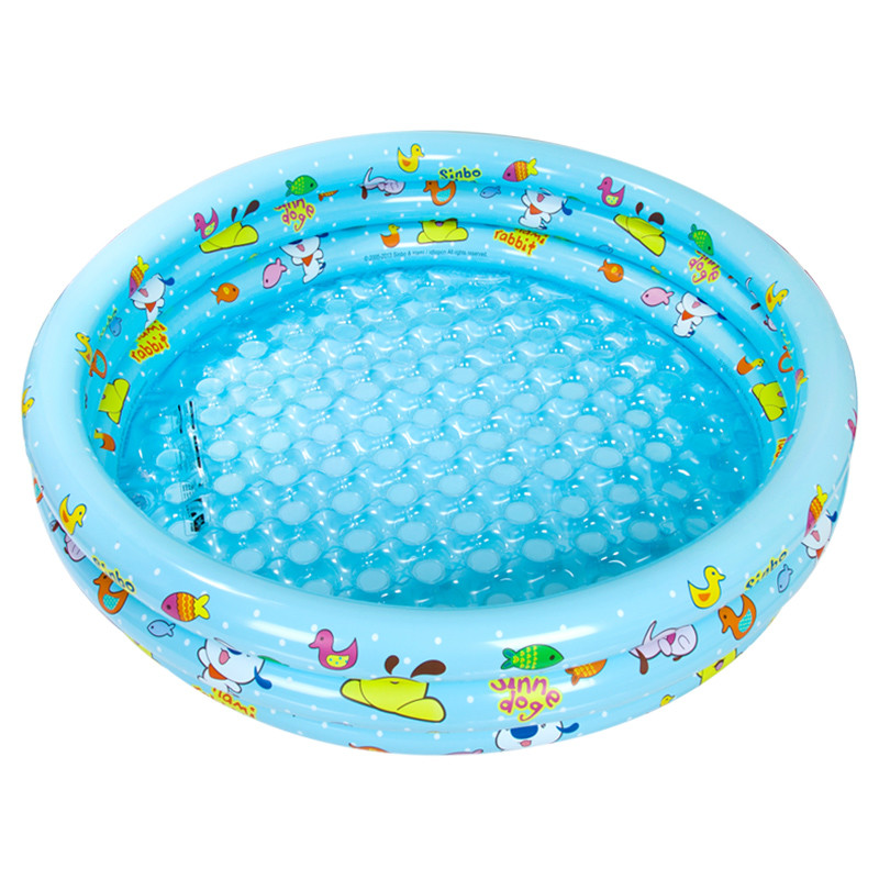 Thickener Version Deluxe Edition Baby Swimming Pool Large Size Swimming Pool Round Barrel Children's Play  Pool 150cm fundamentals of physics extended 9th edition international student version with wileyplus set