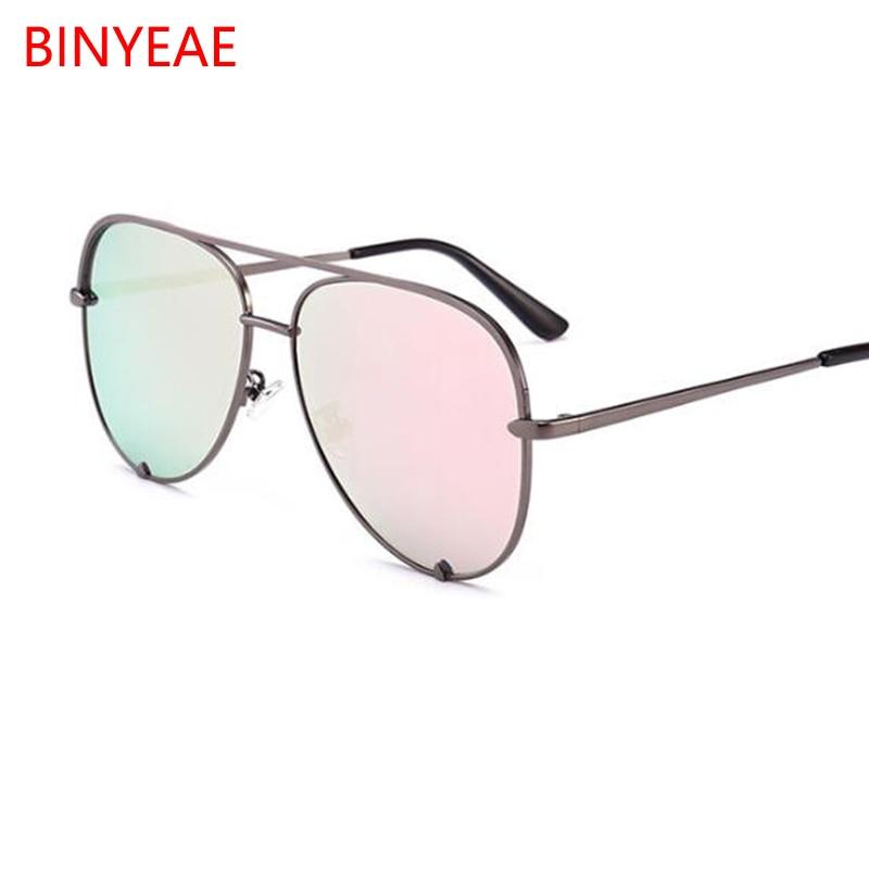 New black sunglasses women's brand designer fashion ladies sun glasses for women pilot 2018 luxury shades lunettes femme UV400 5